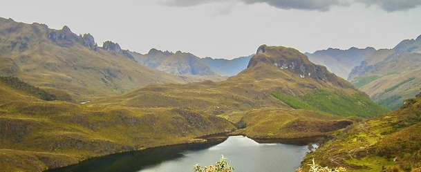 Adventure in Cajas National Park with Yanapuma Spanish School