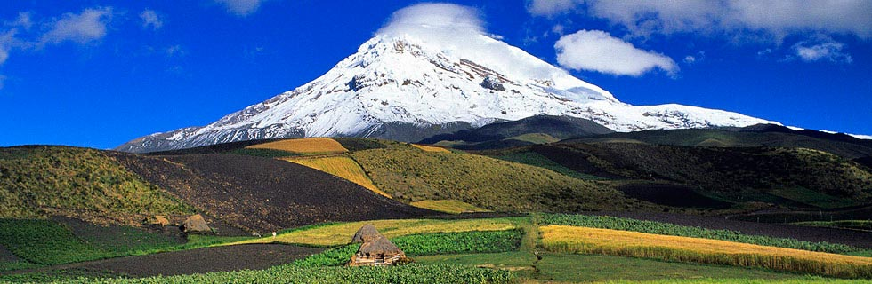 Reservations for Ecuador travel offering tours and journeys, responsible cultural and educational programs, volunteering and sustainable tourism