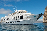 Majestic - A great last minute offer for the Galapagos Islands boat cruises