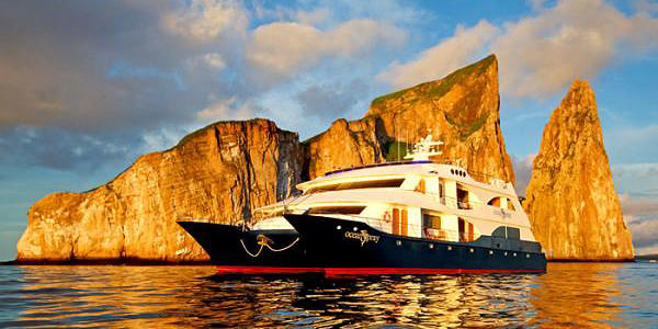 first class galapagos cruise last-minute