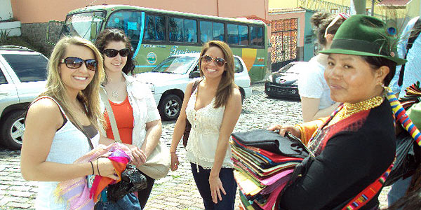 Study abroad for universities in Ecuador