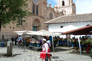 Day excursions from Cuenca explore the wonders of Ecuador.