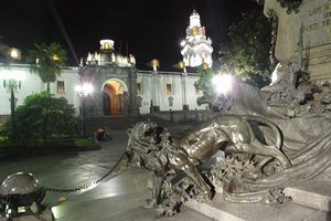 Day tours from Quito to the many incredible places around about.