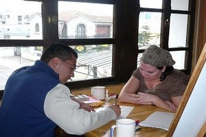 spanish courses in Ecuador in language school in Quito or Cuenca for the best Spanish tuition