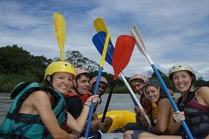 adventure in the town of Baños in Ecuador with a variety of adventure activities to choose from