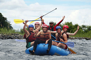 Adventure holidays in Ecuador in the environment of the Amazon Andes Pacific ocean or on the Galapagos Islands